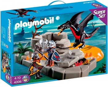 PLAYMOBIL DRAGONES 4006