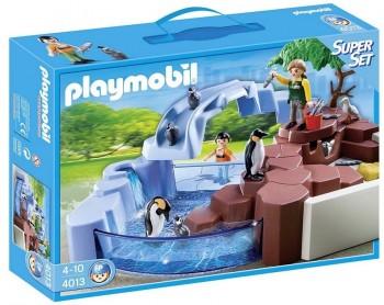 PLAYMOBIL PINGUINOS 4013