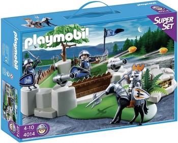PLAYMOBIL BASTION MEDIEVAL 4014
