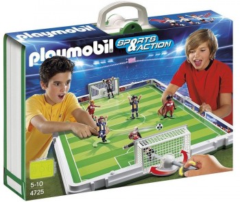 PLAYMOBIL SET DE FUTBOL 4725