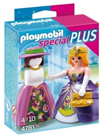 PLAYMOBIL PRINCESA CON MANIQUI 4781