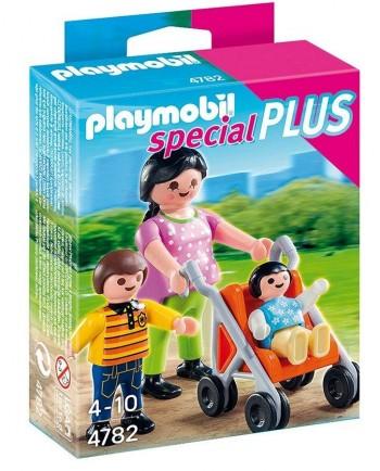 PLAYMOBIL MAMA C/NIÑOS 4782