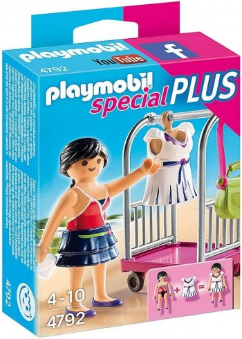 PLAYMOBIL MODELO DE PERCHERO 4792