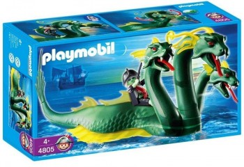 PLAYMOBIL DRAGON 3 CABEZAS 4805