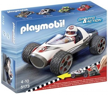 PLAYMOBIL COCHE ROCKET 5173