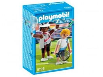 PLAYMOBIL TENIS 5196