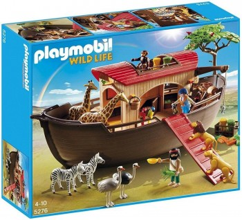 PLAYMOBIL ARCA DE ANIMALES 5276