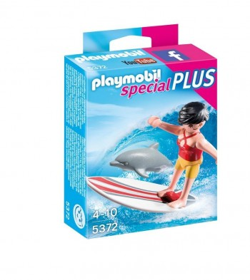 PLAYMOBIL SURFISTA C/TABLA 5372