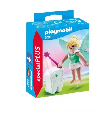 PLAYMOBIL PLUS HADA 5381