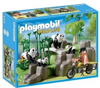 PLAYMOBIL PANDAS 5414