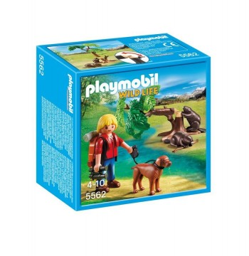 PLAYMOBIL CASTORES 5562