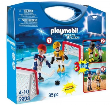 PLAYMOBIL MALETIN MULTIDEPORTE 5993