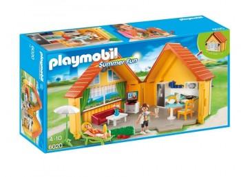 PLAYMOBIL CASA CAMPO MALETIN 6020