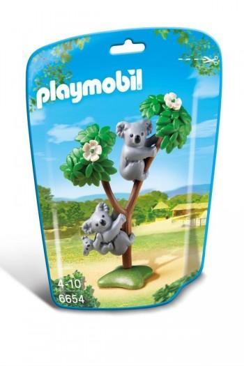 PLAYMOBIL KOALAS 6654