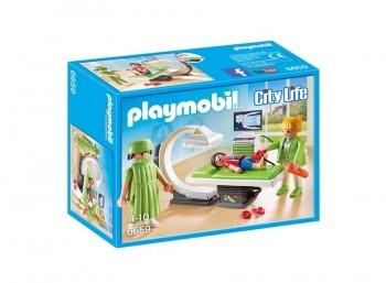 PLAYMOBIL RAYOS X 6659