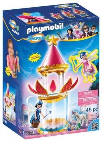 PLAYMOBIL TORRE FLOR MAGICA 6688