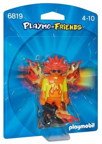 PLAYMOBIL FRIENDS HOMBRE LLAMA 6819