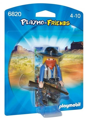 PLAYMOBIL FRIENDS BANDIDO 6820