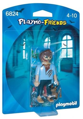 PLAYMOBIL FRIENDS HOMBRE LOBO 6824