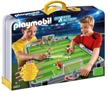 PLAYMOBIL SET FUTBOL 6857