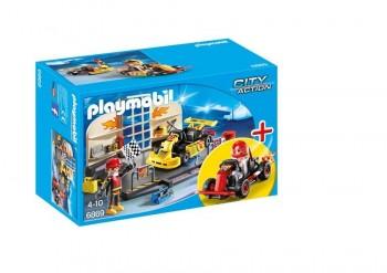 PLAYMOBIL BOXER KARTS 6869