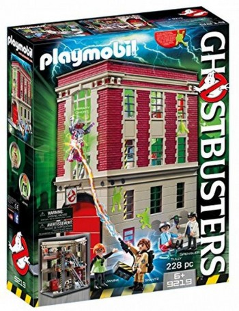 PLAYMOBIL GHOSTBUSTERS CASA 9219