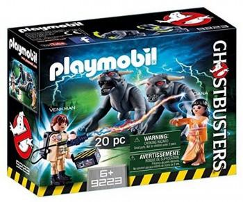 PLAYMOBIL GHOSTBUSTERS GARGOLAS 9223