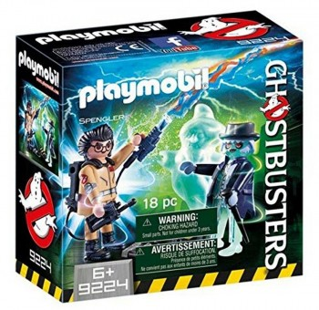 PLAYMOBIL GHOSTBUSTERS FANTASMAS 9224