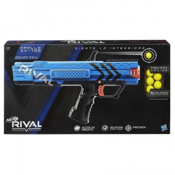 RIFLE NERF RIVAL  APOLLO XV-700 HASBRO