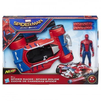 SPIDERMAN-COCHE HASBRO
