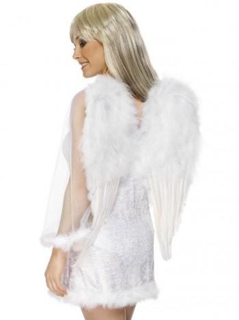 ALAS ANGEL BLANCAS 50X60 CM SMIFFYS