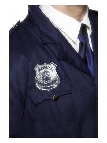 PLACA POLICIA SMIFFYS 22480