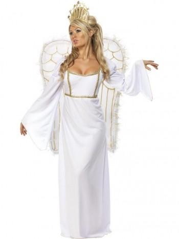 DISFRAZ ANGEL AD SMIFFYS 31289