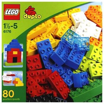 LEGO DUPLO LADRILLOS BASICOS 6176