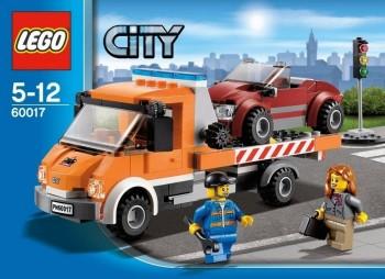 LEGO CITY GRUA 60017
