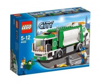 LEGO CITY CAMION BASURA 4432