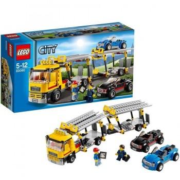 LEGO CITY CAMIÓN DE TRANSPORTE DE COCHES 60060