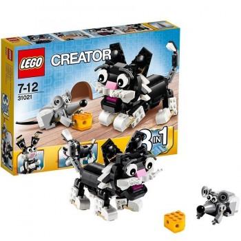 LEGO CREATOR CRIATURAS PELUDAS 31021