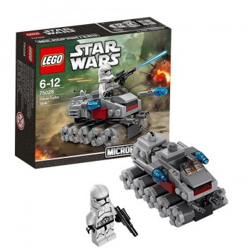 LEGO STAR WARS CLONES TURBO TANK 75028