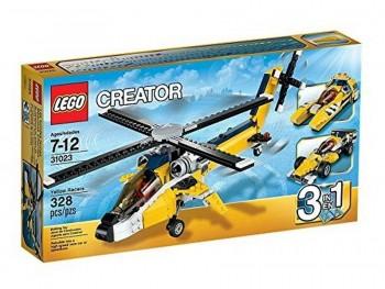 LEGO CREATOR 3 EN 1 HELICOPTERO VELOZ 31023