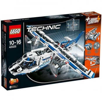 LEGO TECHNIC AVION DE MERCANCIA 42025