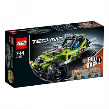 LEGO TECHNIC COCHE DE CARRERAS TODO TERRENO 42027