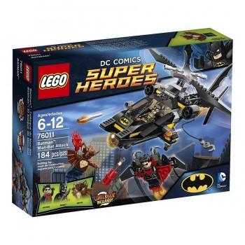LEGO SUPER HEROES BATMAN EL ATAQUE 76011