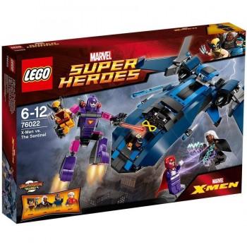 LEGO SUPER HEROES LOS X-MEN EL CENTINELA 76022