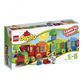 LEGO DUPLO TREN DE LOS NUMEROS 10558