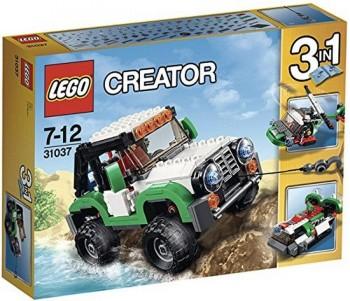 LEGO CREATOR VEHICULOS 31037
