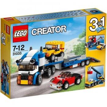 LEGO CREATOR TRANSPORTE DE VEHICULOS 31033