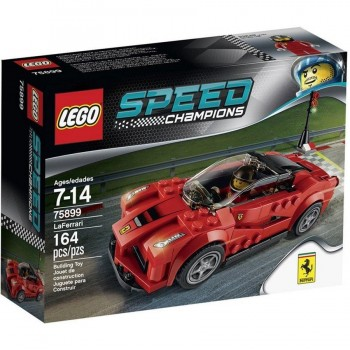 LEGO SPEED LAFERRARI CHAMPIONS 75899
