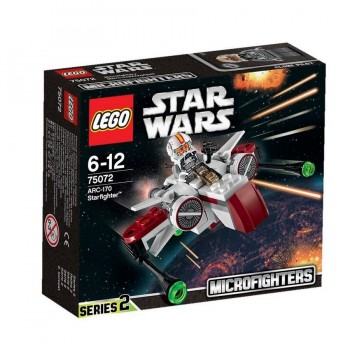 LEGO STAR WARS ARC-170 STARFIGHTER STAR 75072