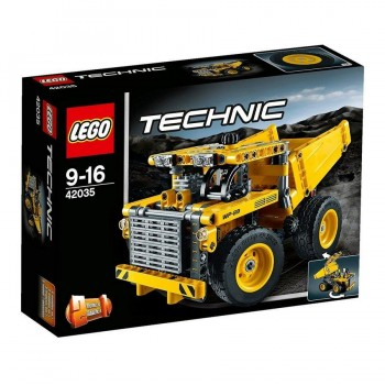 LEGO TECHNIC CAMION MINERIA 42035